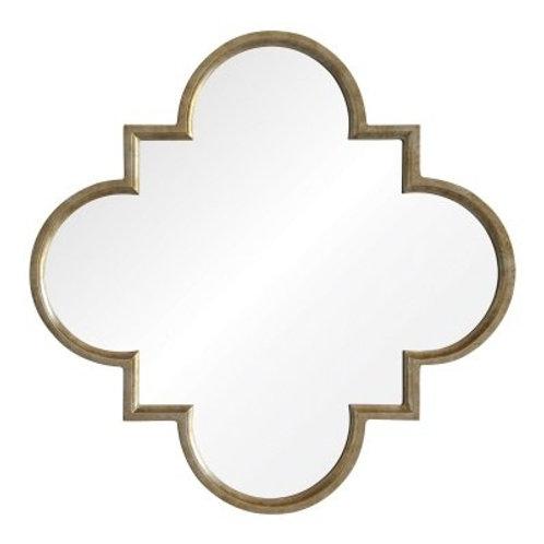 Grace Gold Leaf Mirror