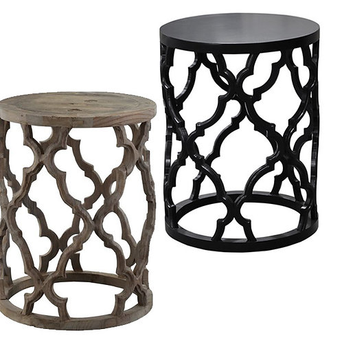 Mistique Side Table – 2 Colour Options