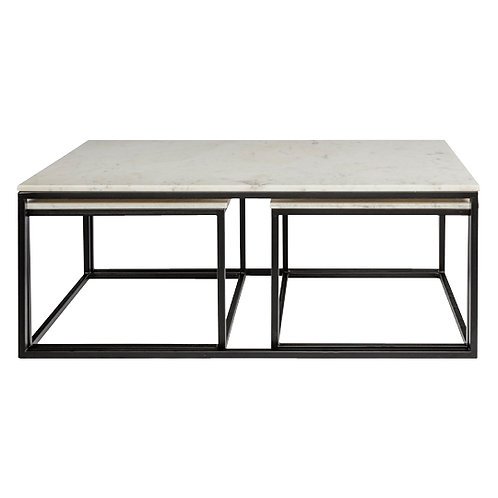 Marble Nested Tables