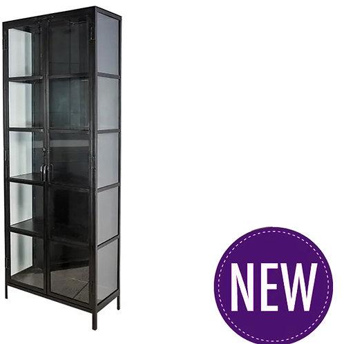 Claire Glass Cabinet
