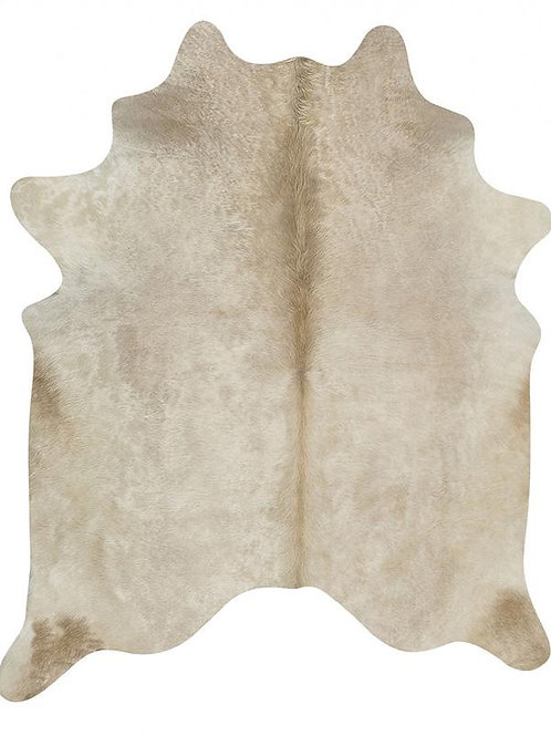 Champagne Brazilian Cowhide Rug – OTHER COLOURS AVAILABLE
