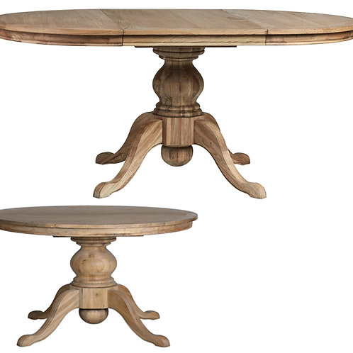 Mason Round Extension Dining Table