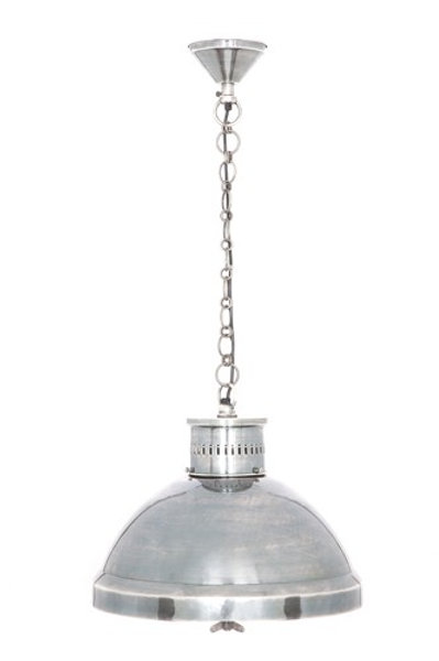 Madeline Hanging Lamp - Nickel or Copper