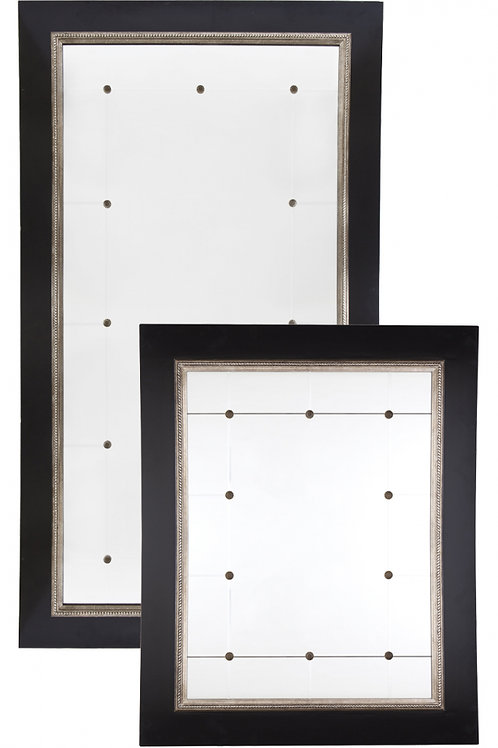 Beaded Trim Mirror – Wall or Floor Size