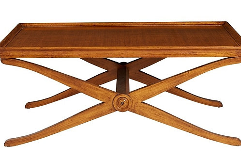 Timber Stain Tray Coffee Table