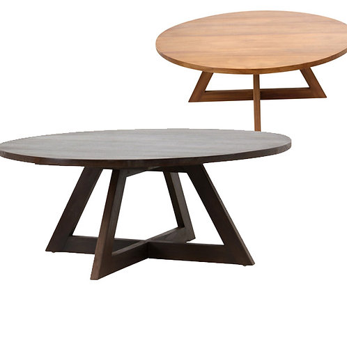 Ego Round Coffee Table – 2 Colour Options