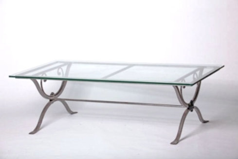 Geneve Coffee Table   (Marble/Glass Top top)