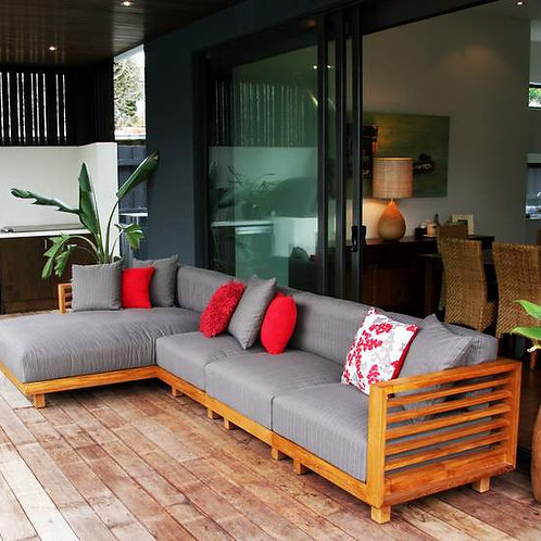Clubhouse Modula Sofa