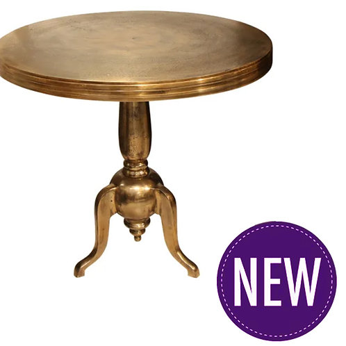Grand Gold Side Table