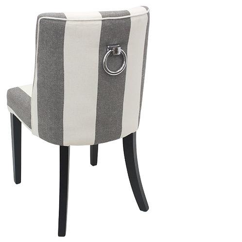 Wide Strip Chair