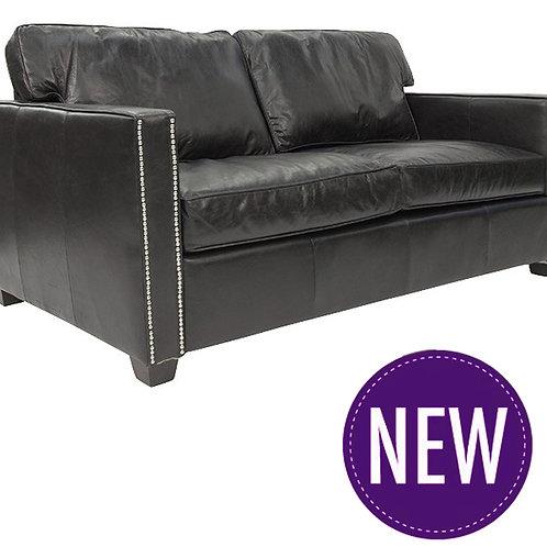 Langham Leather Sofa