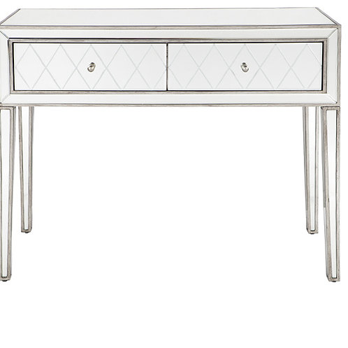 Maddison Mirrored Console Table