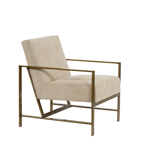 Granger Chair – Beige Option