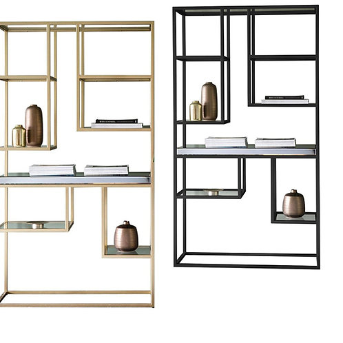 Sonia Open Display Unit – 2 Colour Options