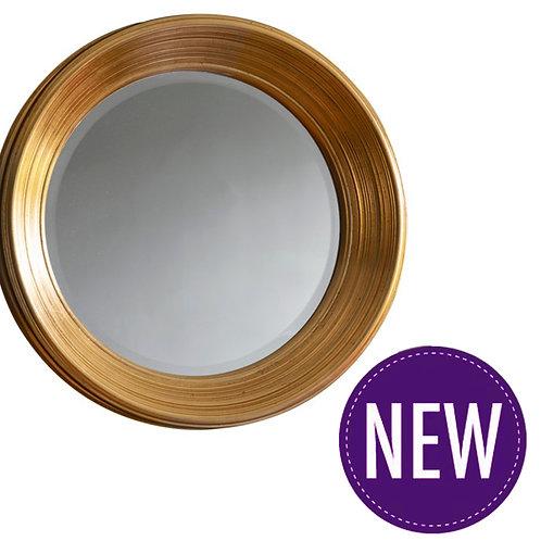 Harrison Gold Mirror