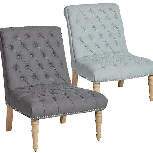 Heston Chair – Mist or Grey