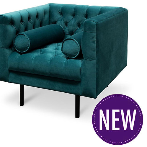 copy of Portugal Armchair – Electric Blue