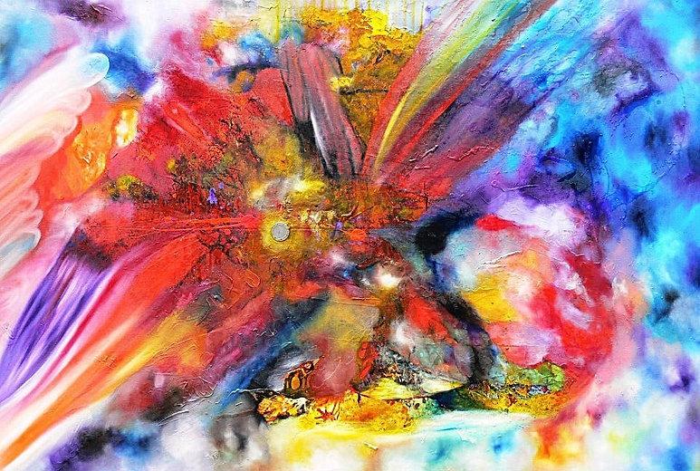 Explosion Magistral l Percepcion Astral_