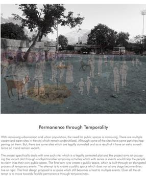 Permanance Through Temporality