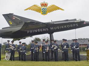 Prinsens Musikkorps tilknyttes Flyvevåbnet per 1. oktober