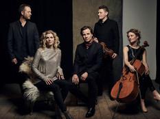 Helene Blum and Harald Haugaard Band