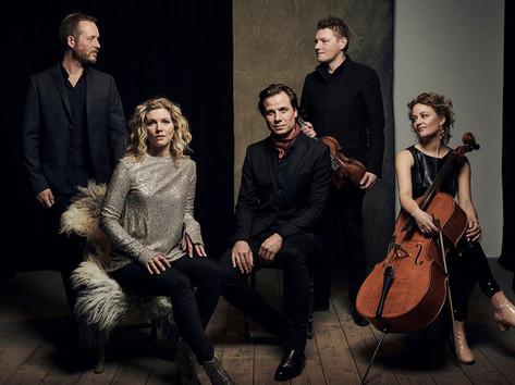 Helene Blum og Harald Haugaard Band