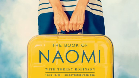The Book of Naomi