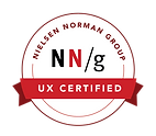 Nielsen Norman User Experience Certificaton Credential