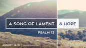 A Song of Lament & Hope