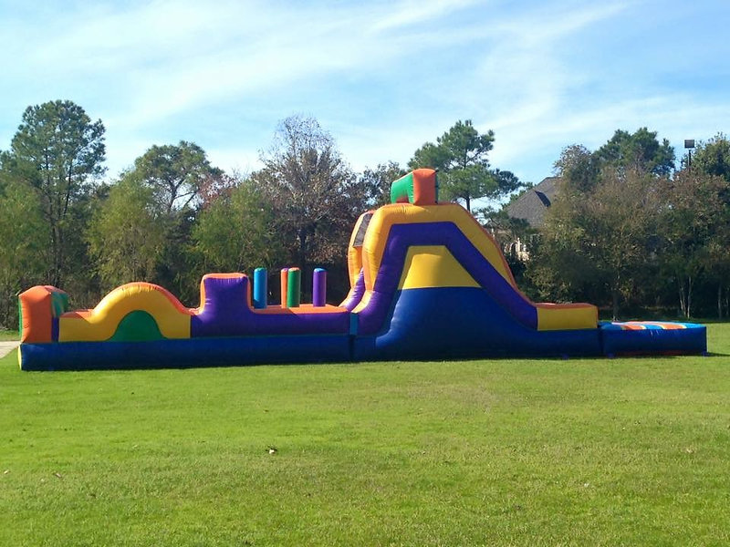 Obstacle course blow up slide.jpg