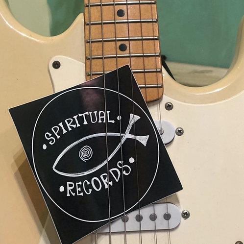 Spiritual Records Sticker