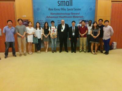 2014년 Nano Korea Wiley Special Session