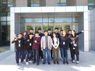 2018년 4월 연구실 단체사진