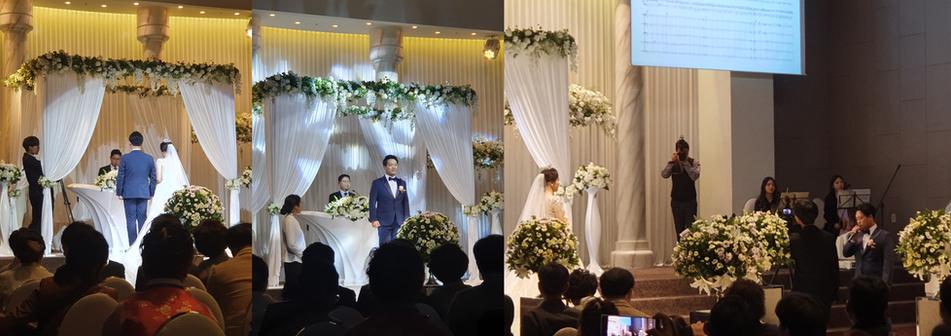 20191109 백승혁 졸업생 결혼식