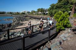 Segways along Bicentennial Boardwalk