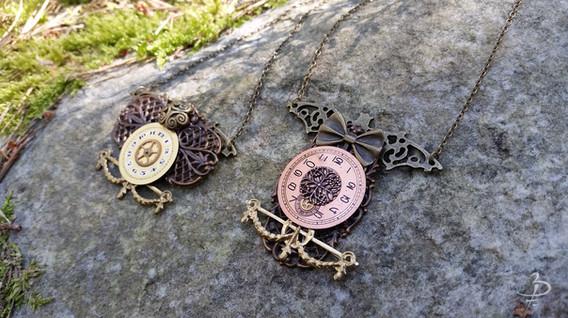 Colliers pendentifs