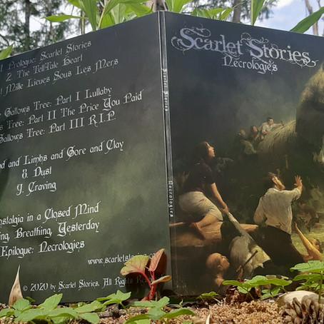 'Necrologies' on vinyl!