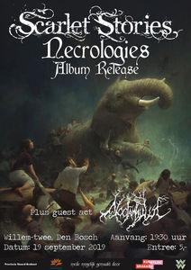 Release album 'Necrologies' (2019)!