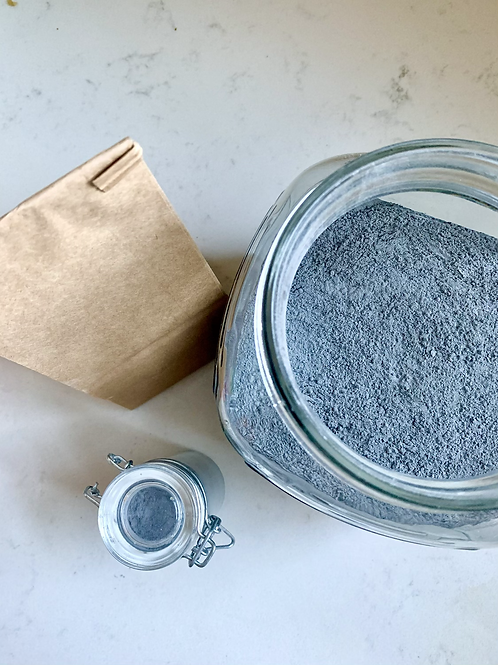 Charcoal + Mint Toothpowder - Refillable