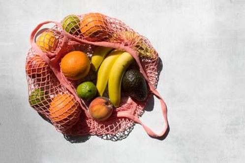 String Produce Bag - Colors