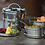 """Thumbnail: To-Go Ware 2-Tier Snack Stack Tiffin 4 3/4"""" X 5"""""""
