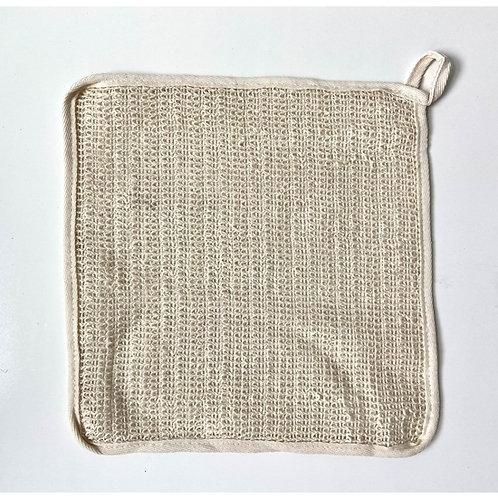 Sisal Washcloth