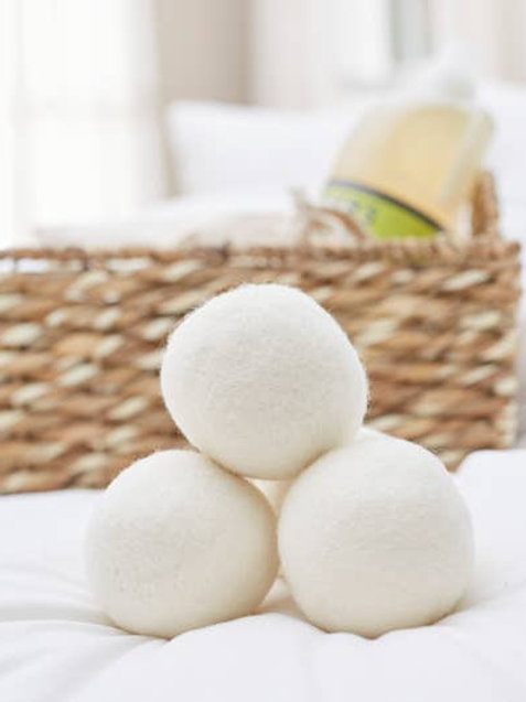 Dryer Balls - Natural Fabric Softner (3pcs/pk)
