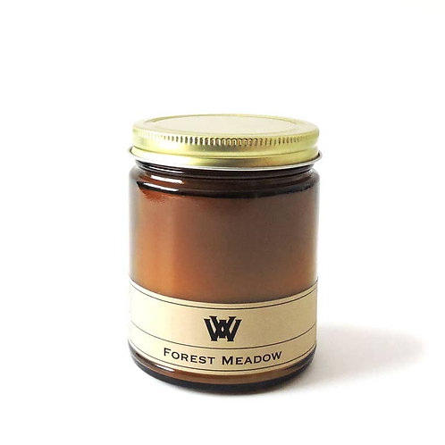Soy Candle - 7.2 oz Forest Meadow