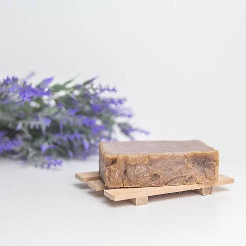 Lavender Soap Bar  4oz - Fresh Sliced off the Loaf