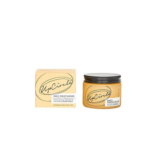 UpCircle - Face Moisturiser with Argan Powder