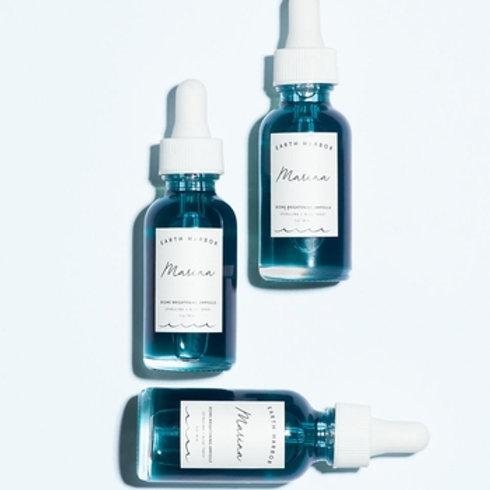 Brightening Elixir: Blue Tansy + Squalane