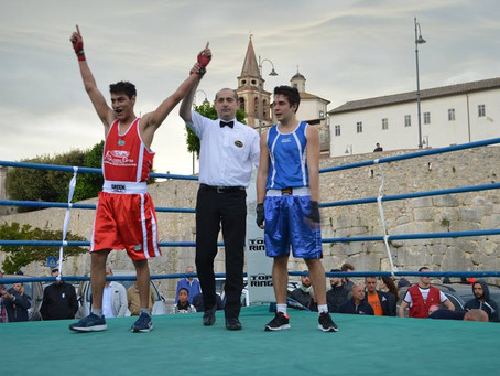 PASSIONE BOXE - GLOBAL GYM VINCE AD AMELIA