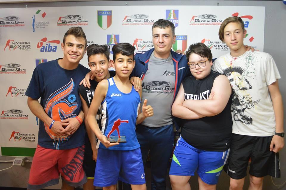 settore giovanile global gym