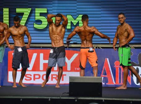 Campionati italiani AINBB e mondiale INBA Rimini Wellness 2017
